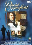 David Copperfield - Argentinian DVD movie cover (xs thumbnail)