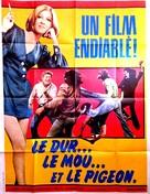 Antonio e Placido - Attenti ragazzi... chi rompe paga - French Movie Poster (xs thumbnail)