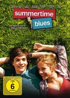 Summertime Blues - German Movie Cover (xs thumbnail)