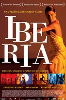 Iberia - Argentinian Movie Poster (xs thumbnail)