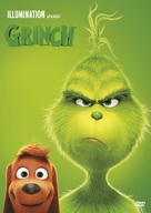 The Grinch - Czech DVD movie cover (xs thumbnail)