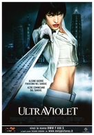 Ultraviolet - Italian Movie Poster (xs thumbnail)