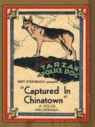 Captured in Chinatown - Movie Poster (xs thumbnail)