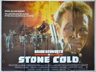 Stone Cold - British Movie Poster (xs thumbnail)
