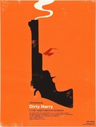 Dirty Harry - Homage movie poster (xs thumbnail)
