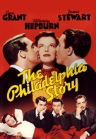 The Philadelphia Story - DVD cover (xs thumbnail)