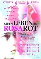 Ma vie en rose - German DVD cover (xs thumbnail)