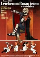 Giallo napoletano - German Movie Poster (xs thumbnail)