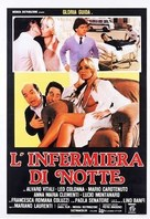L'infermiera di notte - Italian Movie Poster (xs thumbnail)