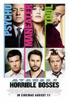 Horrible Bosses - Malaysian Movie Poster (xs thumbnail)