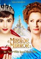 Mirror Mirror - DVD cover (xs thumbnail)