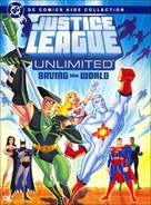 """Justice League"" - DVD cover (xs thumbnail)"