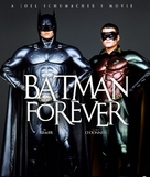 Batman Forever - Blu-Ray cover (xs thumbnail)