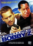 The Death and Life of Bobby Z - Brazilian DVD cover (xs thumbnail)