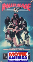 Roller Blade - VHS cover (xs thumbnail)
