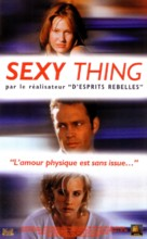 A Cool, Dry Place - French VHS movie cover (xs thumbnail)