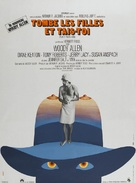 Play It Again, Sam - French Movie Poster (xs thumbnail)