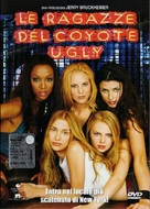 Coyote Ugly - Italian DVD cover (xs thumbnail)