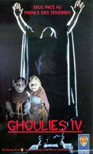 Ghoulies IV - French Movie Cover (xs thumbnail)