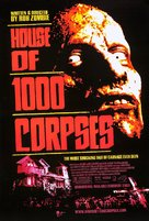 House of 1000 Corpses - Movie Poster (xs thumbnail)