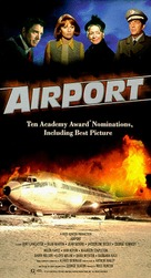 Airport - VHS movie cover (xs thumbnail)