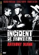 Border Incident - French DVD cover (xs thumbnail)