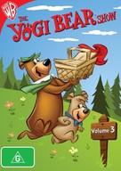 """The Yogi Bear Show"" - Australian DVD movie cover (xs thumbnail)"