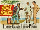 Mister Roberts - British Movie Poster (xs thumbnail)