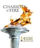 Chariots of Fire - Blu-Ray cover (xs thumbnail)