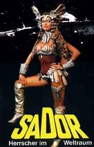 Battle Beyond the Stars - German Movie Cover (xs thumbnail)