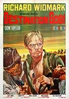 Destination Gobi - Italian Movie Poster (xs thumbnail)
