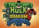 """Hulk and the Agents of S.M.A.S.H."" - Movie Poster (xs thumbnail)"