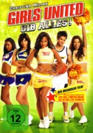 Bring It On: Fight to the Finish - German DVD cover (xs thumbnail)