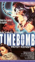 Timebomb - British Movie Cover (xs thumbnail)
