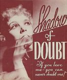 Shadow of Doubt - poster (xs thumbnail)
