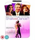 Shall We Dance - British Blu-Ray movie cover (xs thumbnail)