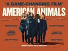 American Animals - British Movie Poster (xs thumbnail)