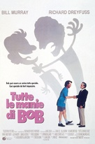 What About Bob? - Italian Movie Poster (xs thumbnail)