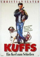 Kuffs - German poster (xs thumbnail)