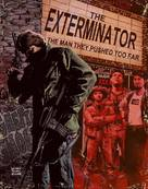 The Exterminator - Austrian Movie Cover (xs thumbnail)