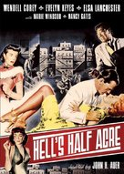 Hell's Half Acre - DVD cover (xs thumbnail)