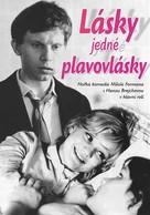 Lásky jedné plavovlásky - Czech Movie Poster (xs thumbnail)