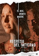 The Pact II - Chilean Movie Poster (xs thumbnail)