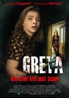Greta -  Movie Poster (xs thumbnail)