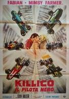The Wild Racers - Italian Movie Poster (xs thumbnail)