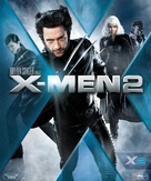 X2 - Hungarian Blu-Ray cover (xs thumbnail)