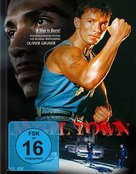 Angel Town - German Movie Cover (xs thumbnail)