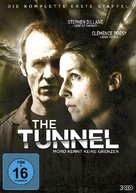 """""""The Tunnel"""" - German Movie Cover (xs thumbnail)"""