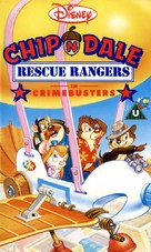 """Chip 'n Dale Rescue Rangers"" - Movie Cover (xs thumbnail)"