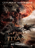 Wrath of the Titans - Italian Movie Poster (xs thumbnail)